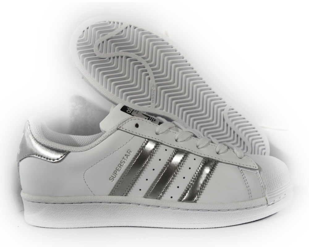 adidas originals superstar plata