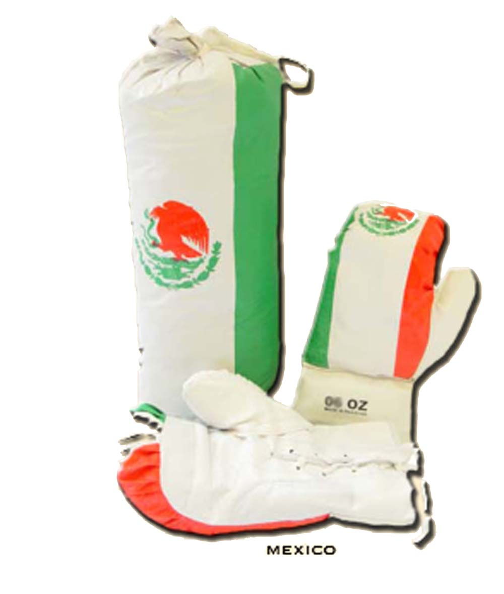 Details about new kids boxing bag amp pair gloves punching set mexico