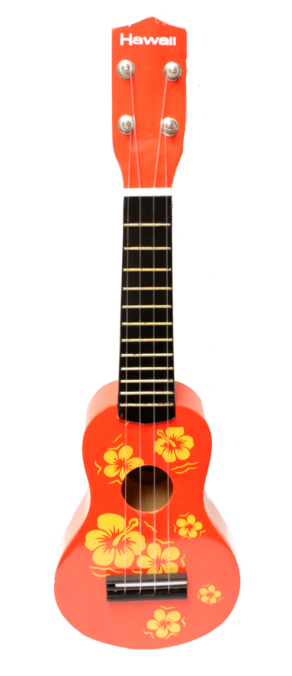 new 21 hawiian luau party toy ukulele guitar with nylon strings ebay. Black Bedroom Furniture Sets. Home Design Ideas