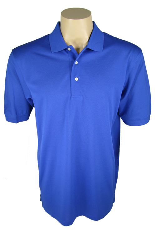 Oxford Golf Mercerized Wellsley Polo Shirts: S - XXL