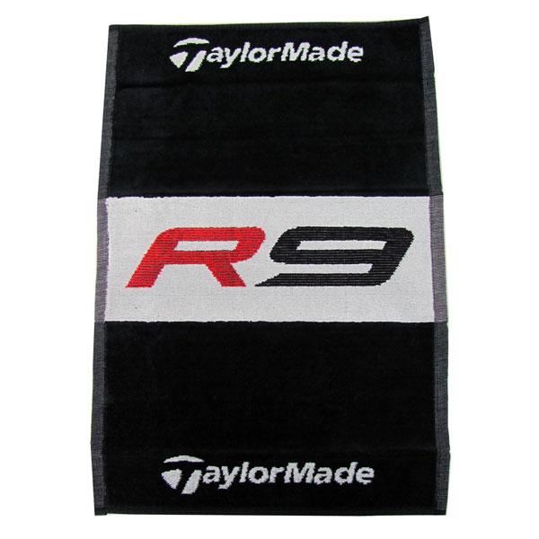 Taylormade-Golf-Cart-Towel-R9-Black-16-034-X-24-034-Gift-New