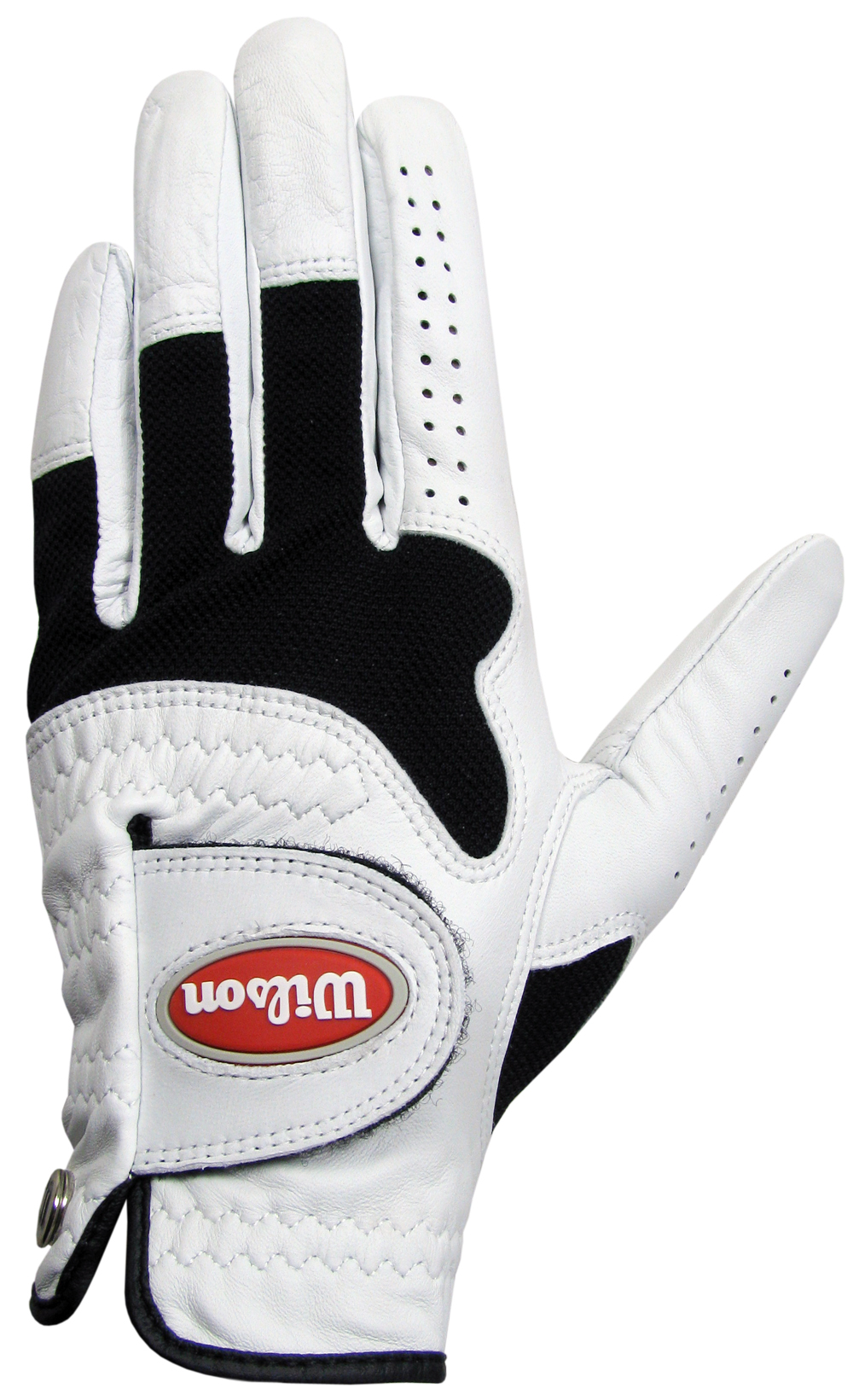 Wilson Golf Gloves Mens - Advantage, ProStaff, Rain Fit, Winter Grip Black