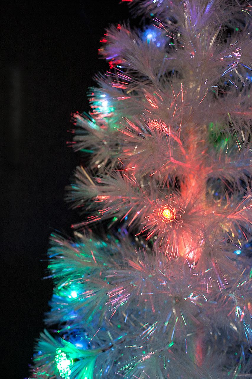 Quick Set Up Christmas Tree