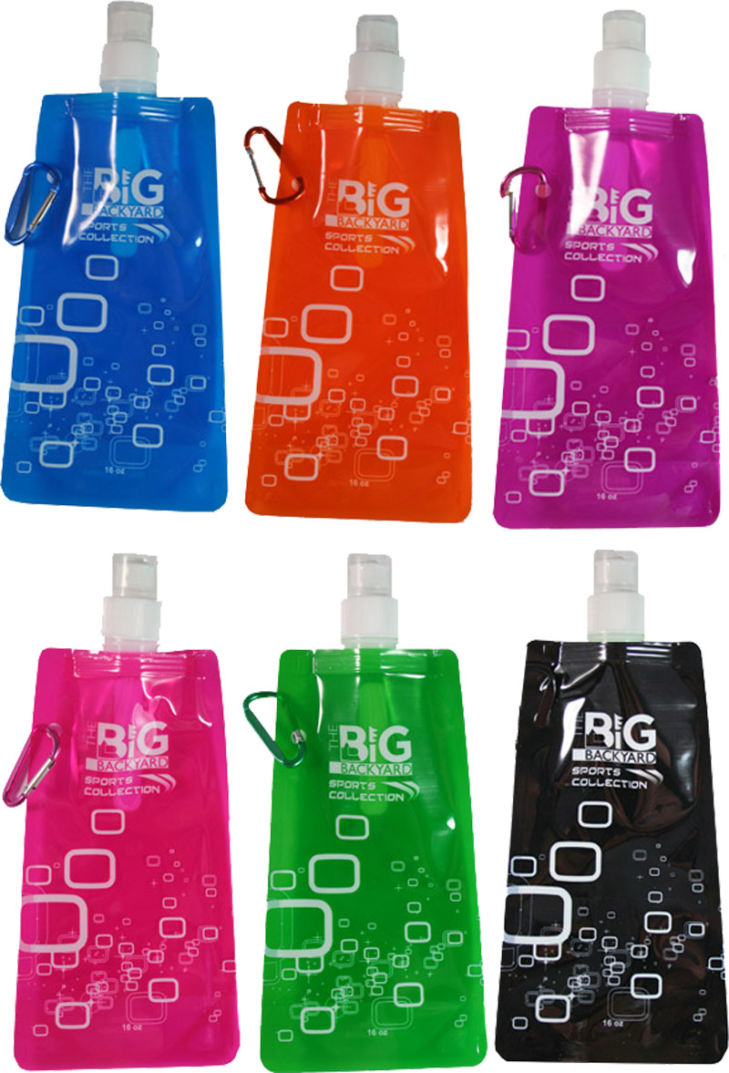 6-Pack-16oz-BPA-Free-Collapsible-Water-Bottle-Available-In-Assorted-Colors
