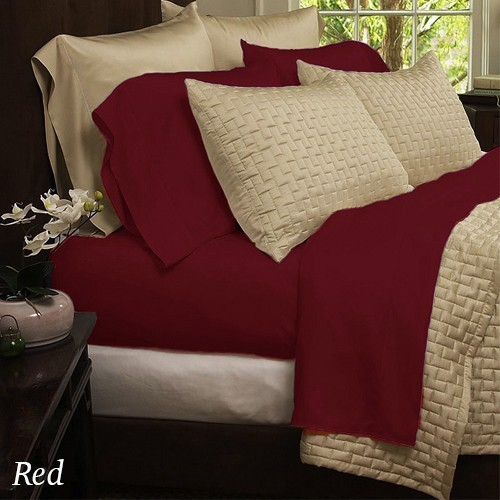 6 Piece: The Original Best Bamboo™ Organic Bed Sheets by RC Collection