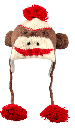 The-Original-Sock-Monkey-Pig-Hats-Show-your-style-off-to-the-world