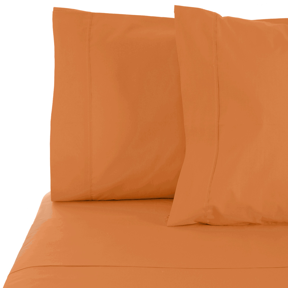 modern comfort deep pocket 6 piece bed sheet set twin full