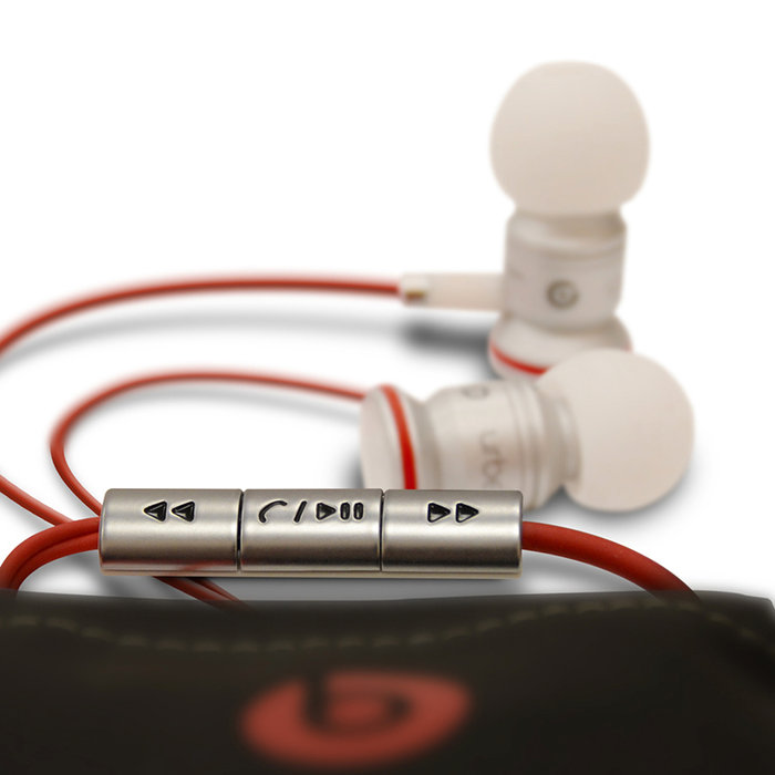 Beats by Dr. Dre UrBeats In Ear Headphones for HTC-White/Black