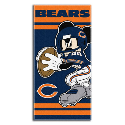 Official-NFL-and-Disney-Mickey-Mouse-NFL-30-034-X60-034-Fiber-Reactive-Beach-Towels