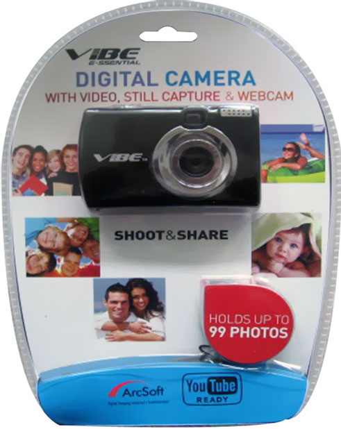Vibe-Digital-Camera-with-Video-Still-Capture-amp-Webcam-Shoot-Everywhere-Black