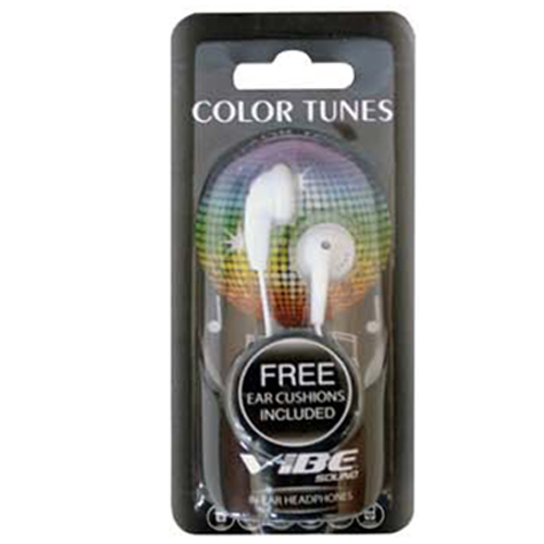 Vibe-Color-Tunes-Stereo-Sound-Comfortable-In-Ear-Earbuds-Includes-Ear-Cushions