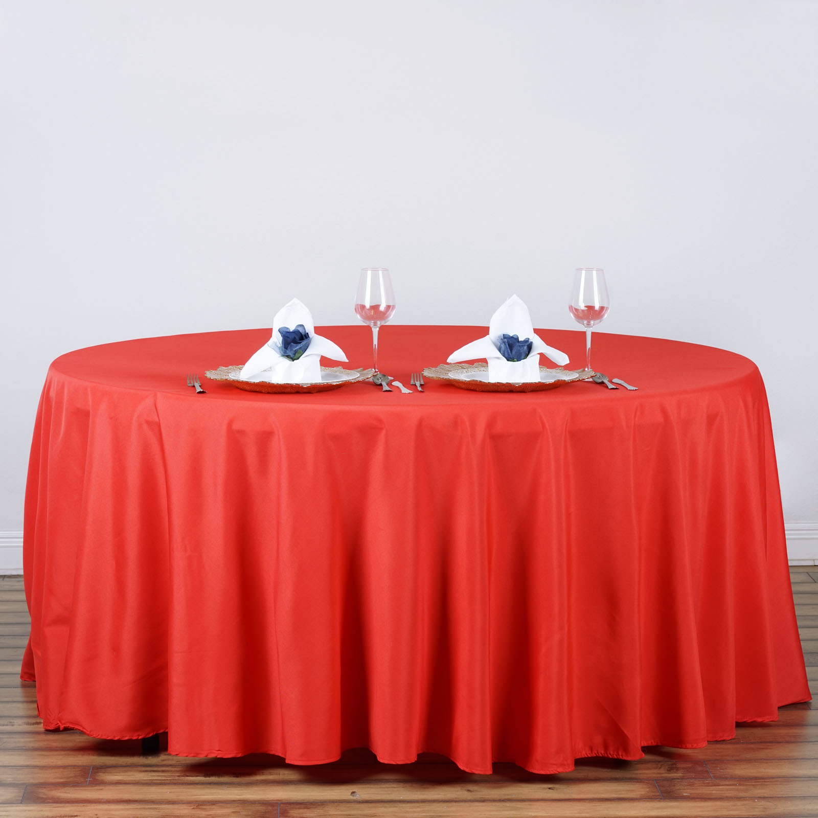 120 round polyester tablecloth for 120 round table clothes