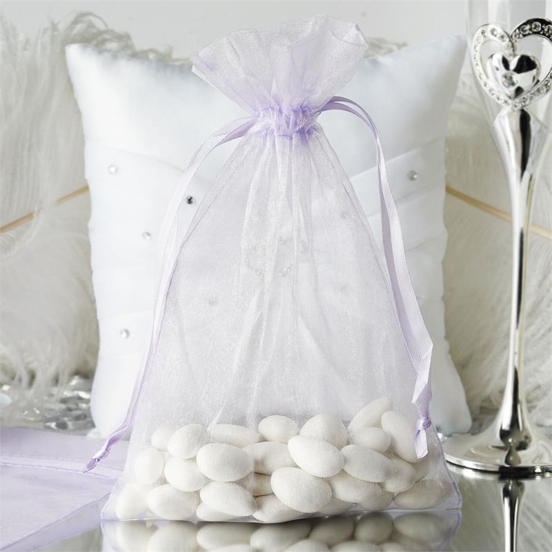 Wedding Favor Net Bags : ... -6x9-034-ORGANZA-FAVOR-BAGS-Wedding-Party-Reception-Gift-Favors-SALE