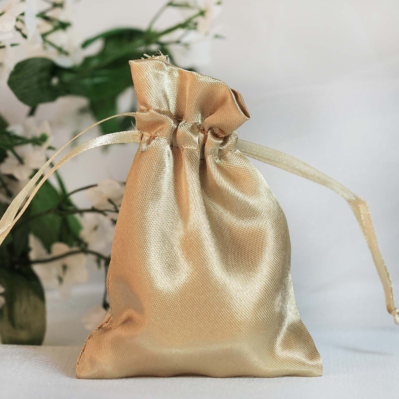 Wedding Favor Bags Wholesale : ... SATIN FAVOR BAGS Wedding Party Reception Gift Favors WHOLESALE eBay