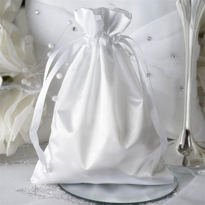 Wedding Gift Bags Bulk : ... 5x7-034-SATIN-FAVOR-BAGS-Wedding-Party-Reception-Gift-Favors-WHOLESALE