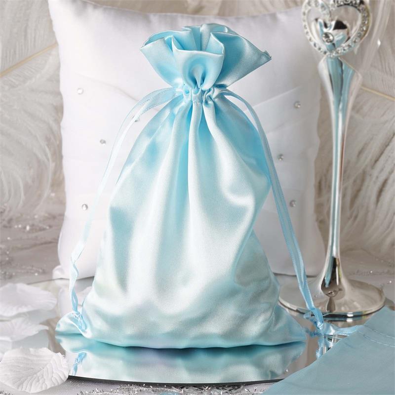 Wedding Gift Bags Bulk : ... -SATIN-FAVOR-BAGS-Wedding-Party-Reception-Gift-Favors-WHOLESALE-Bulk