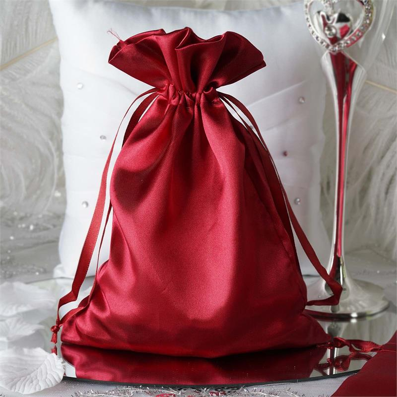 Wedding Gift Bags In Bulk : ... -SATIN-FAVOR-BAGS-Wedding-Party-Reception-Gift-Favors-WHOLESALE-Bulk