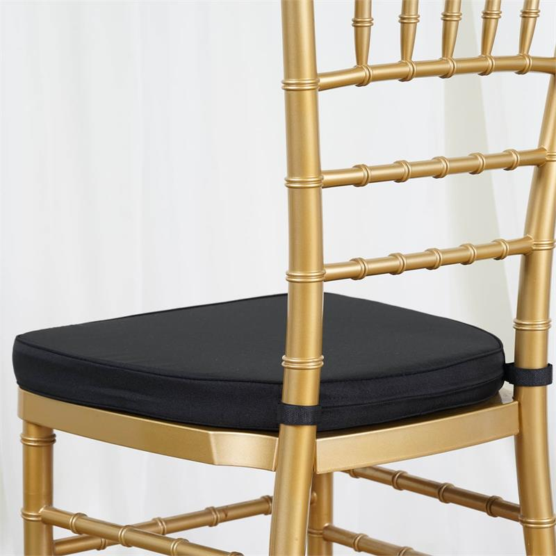 25 pcs polyester cushions for chiavari chair wedding ceremony decorations sale ebay. Black Bedroom Furniture Sets. Home Design Ideas
