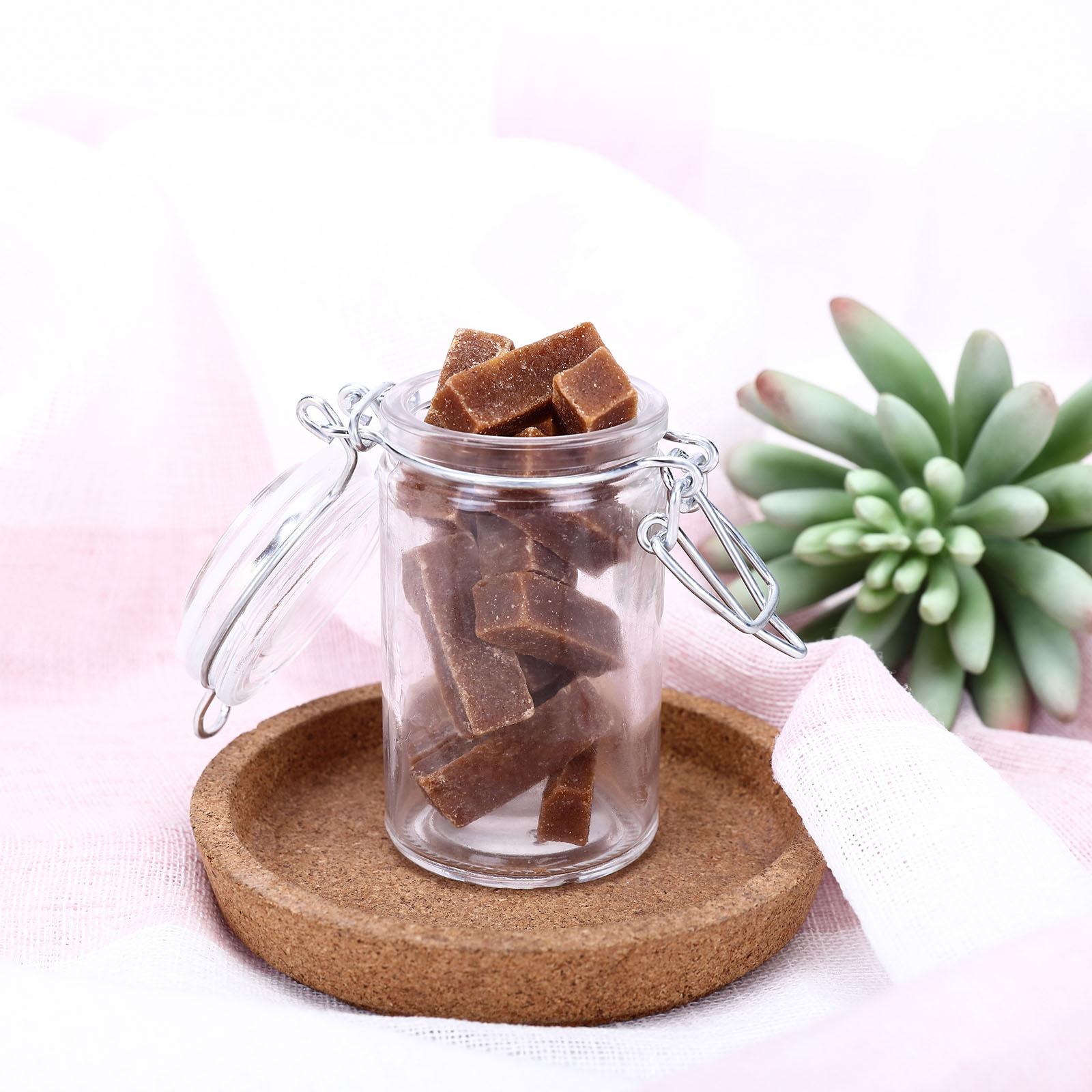12 pcs clear 2 5 oz glass mini jars bottles favors wedding party holders bulk ebay. Black Bedroom Furniture Sets. Home Design Ideas