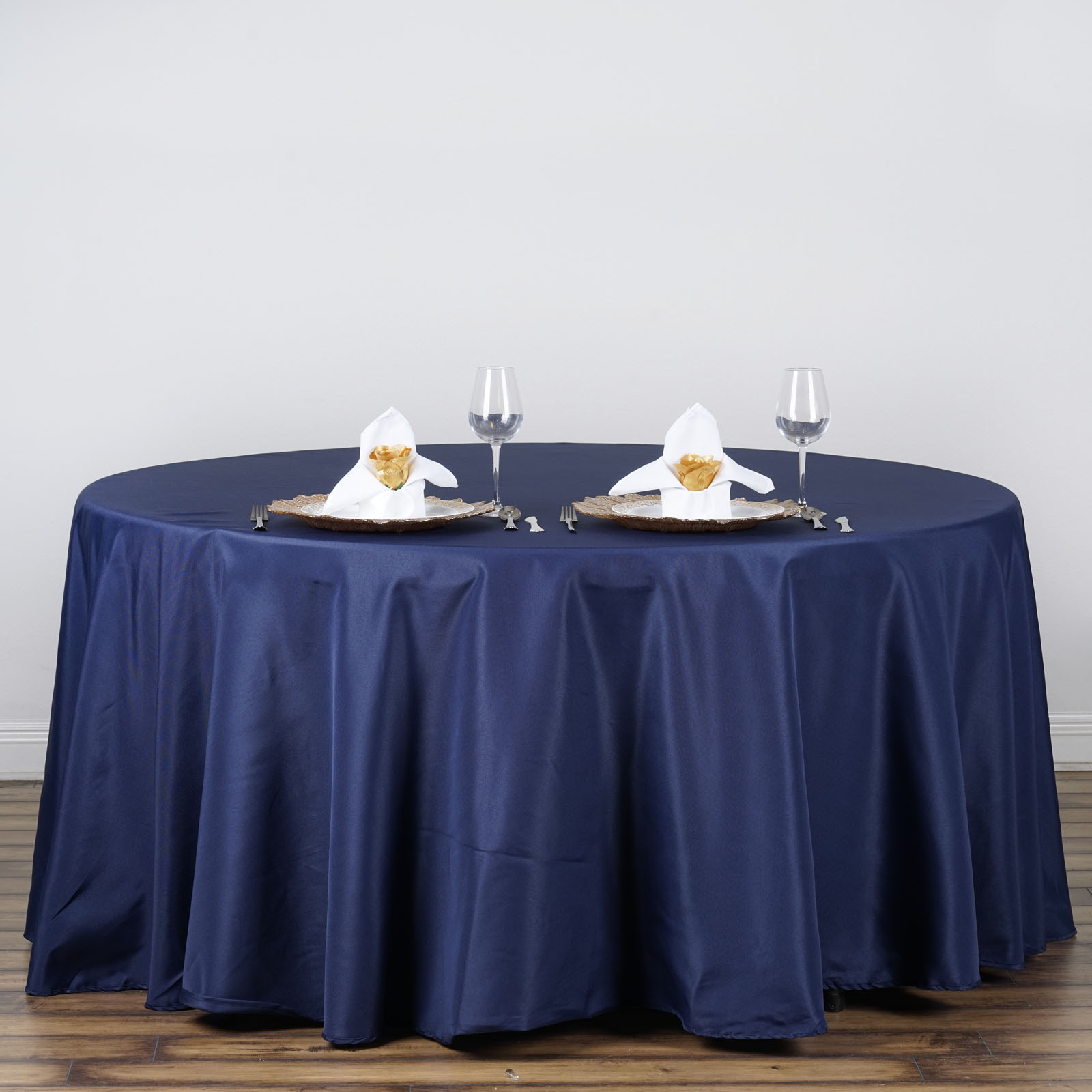 15 pcs wholesale lot 120 round polyester tablecloths fine for 120 round table cloths