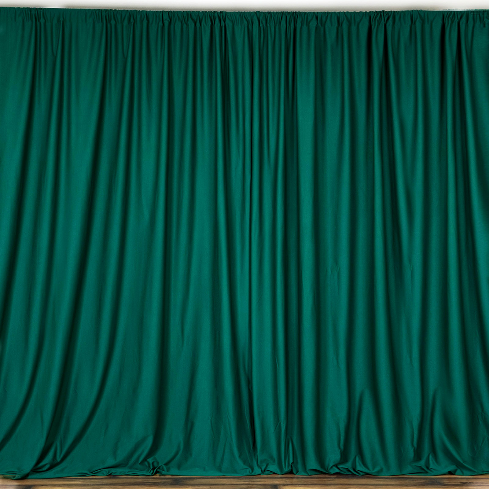 Curtains Wedding Decoration 10 Ft X 10 Ft Polyester Professional Backdrop Curtains Wedding