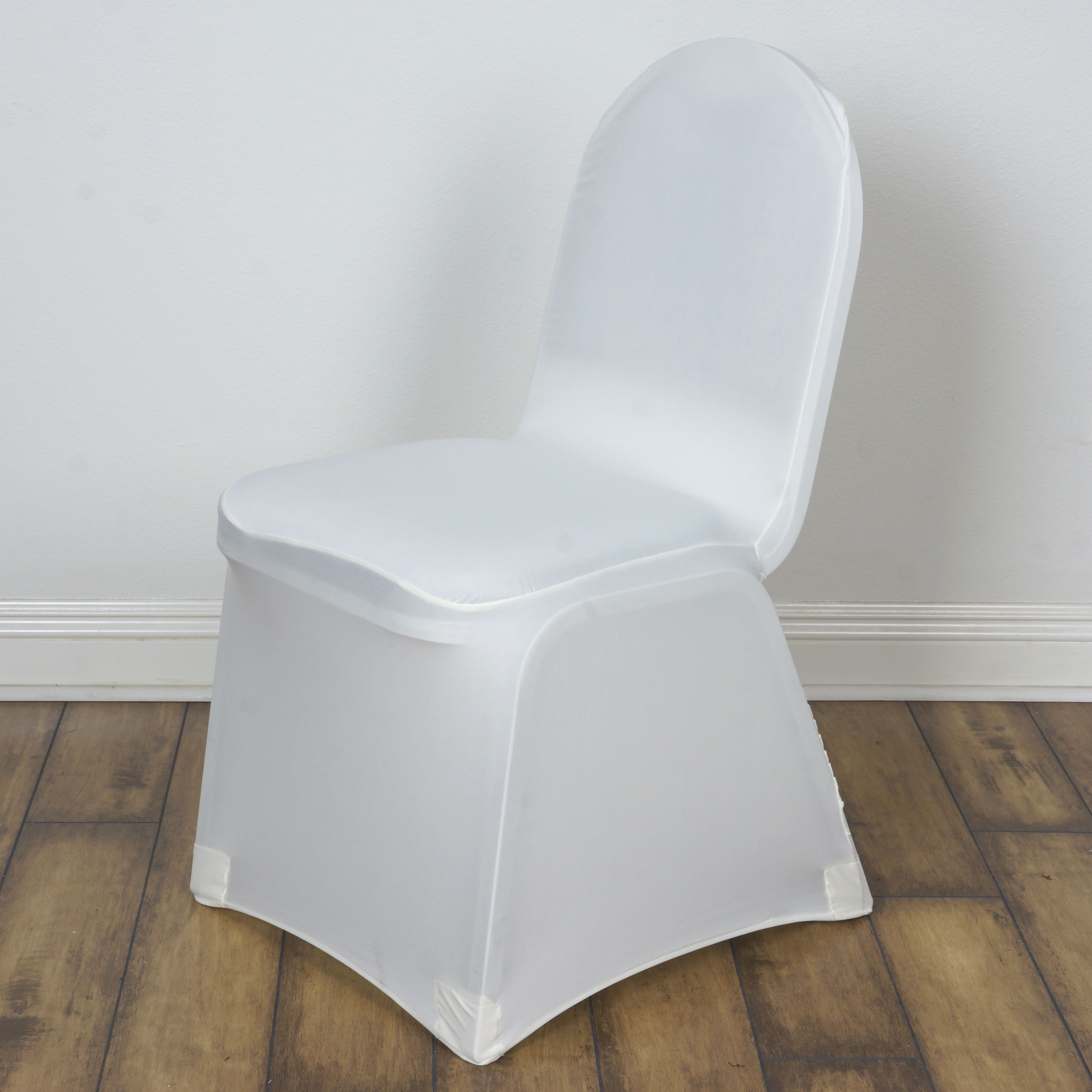 Ruched Spandex Banquet Chair Covers Wedding Party Supplies ...