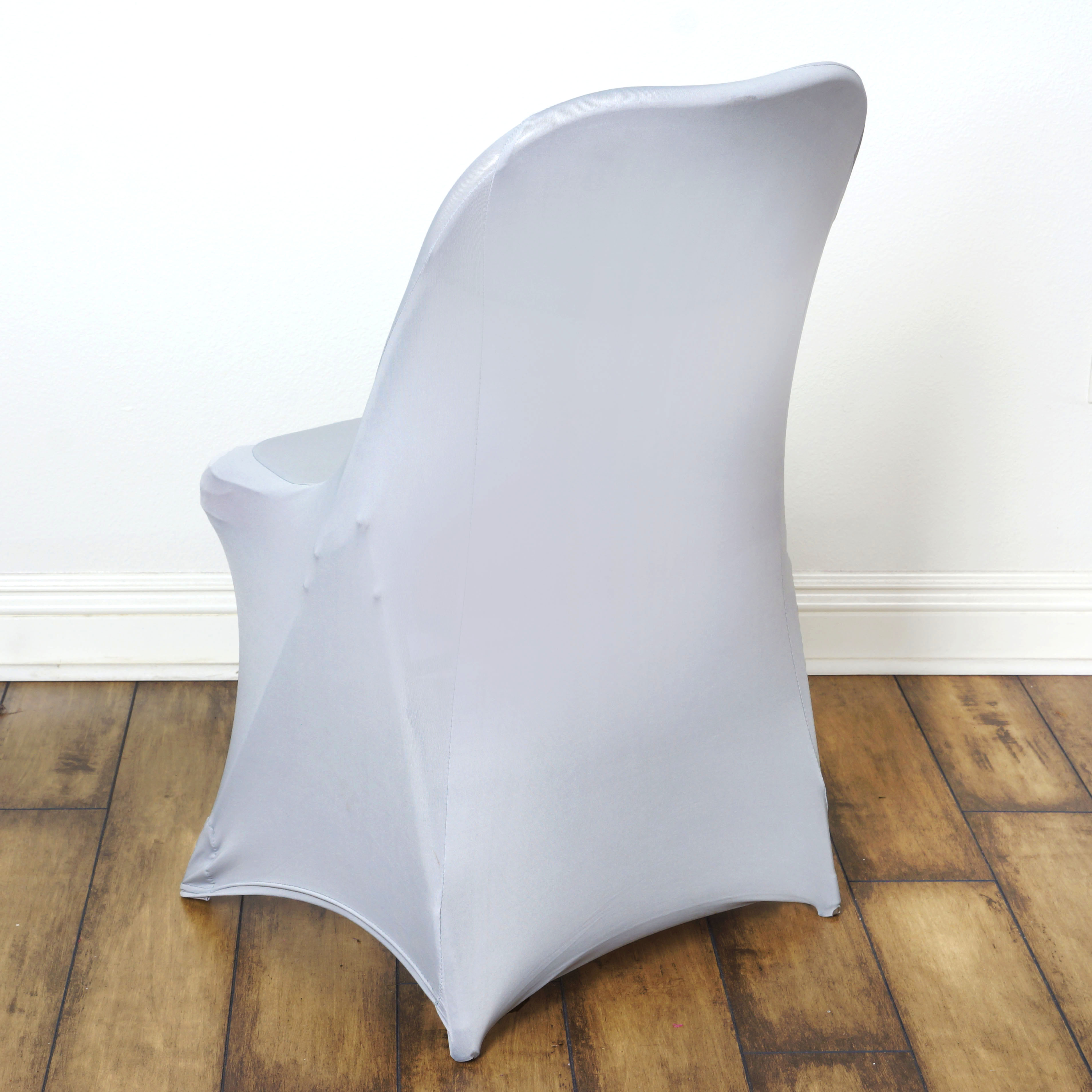 Folding chair covers wholesale under 1 - 50 pcs spandex fitted folding chair covers for