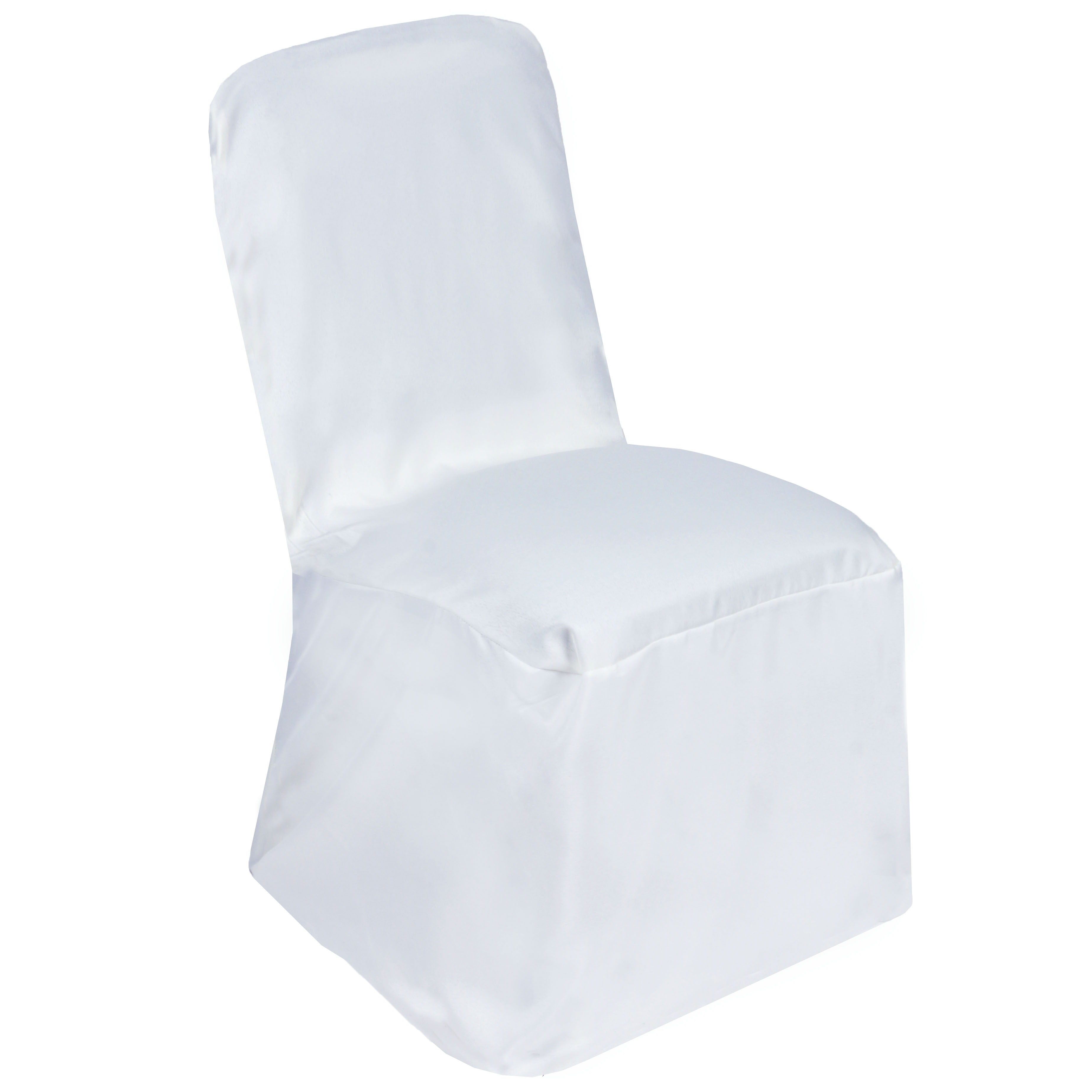 square back chivari chair covers wedding party reception wholesale