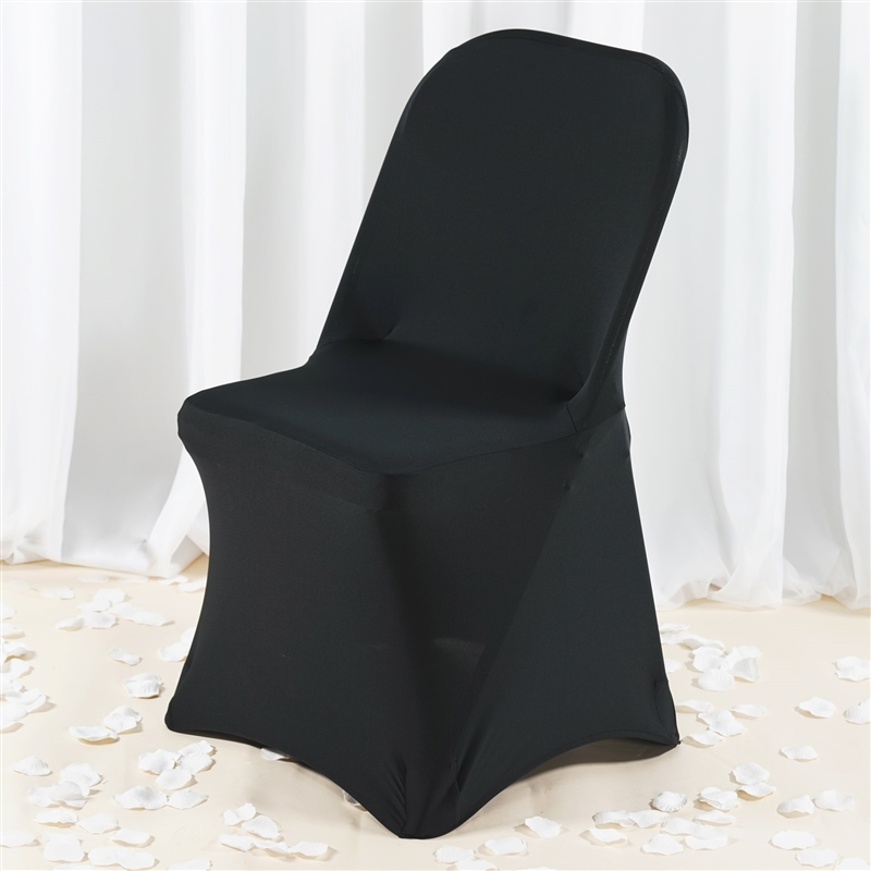 PREMIUM Spandex Folding Banquet CHAIR COVERS Wedding Party