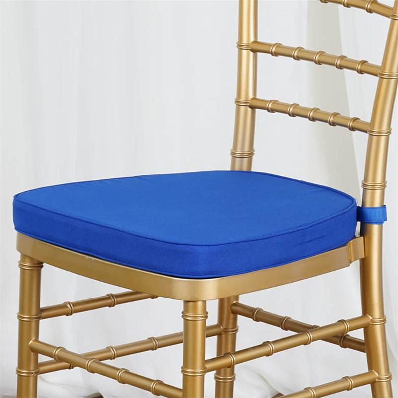 polyester cushion for chiavari chair covers wedding party With chiavari chair cushion covers wholesale