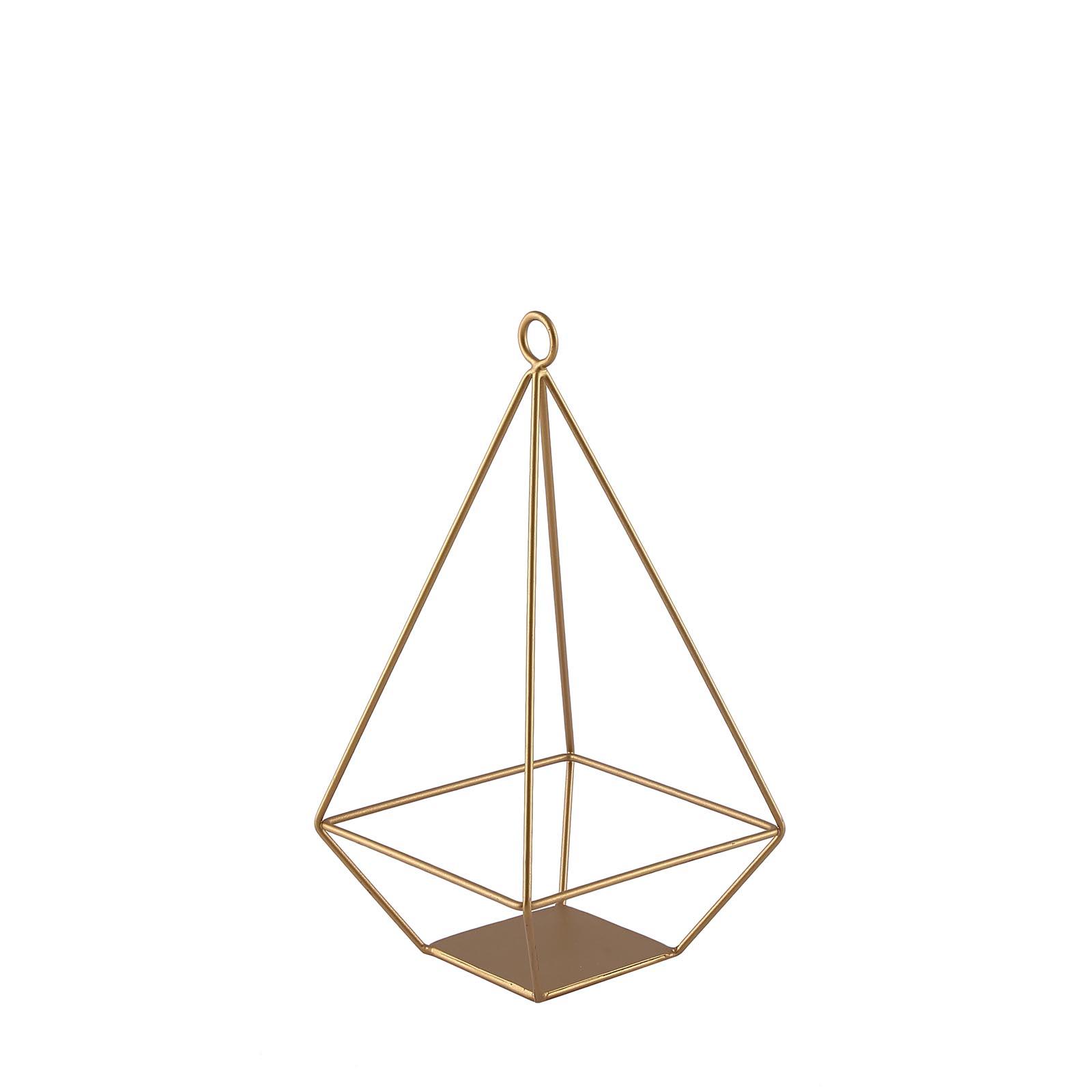 2 Pcs 9 5 Tall Geometric Candle Holders Metal Lanterns Wedding Centerpieces Wedding Supplies Centerpieces Table Decor