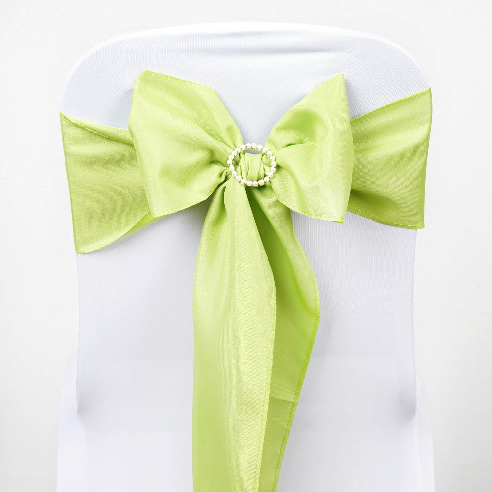200 Polyester CHAIR SASHES Bows Ties Wholesale Wedding PARTY Decorations Supply