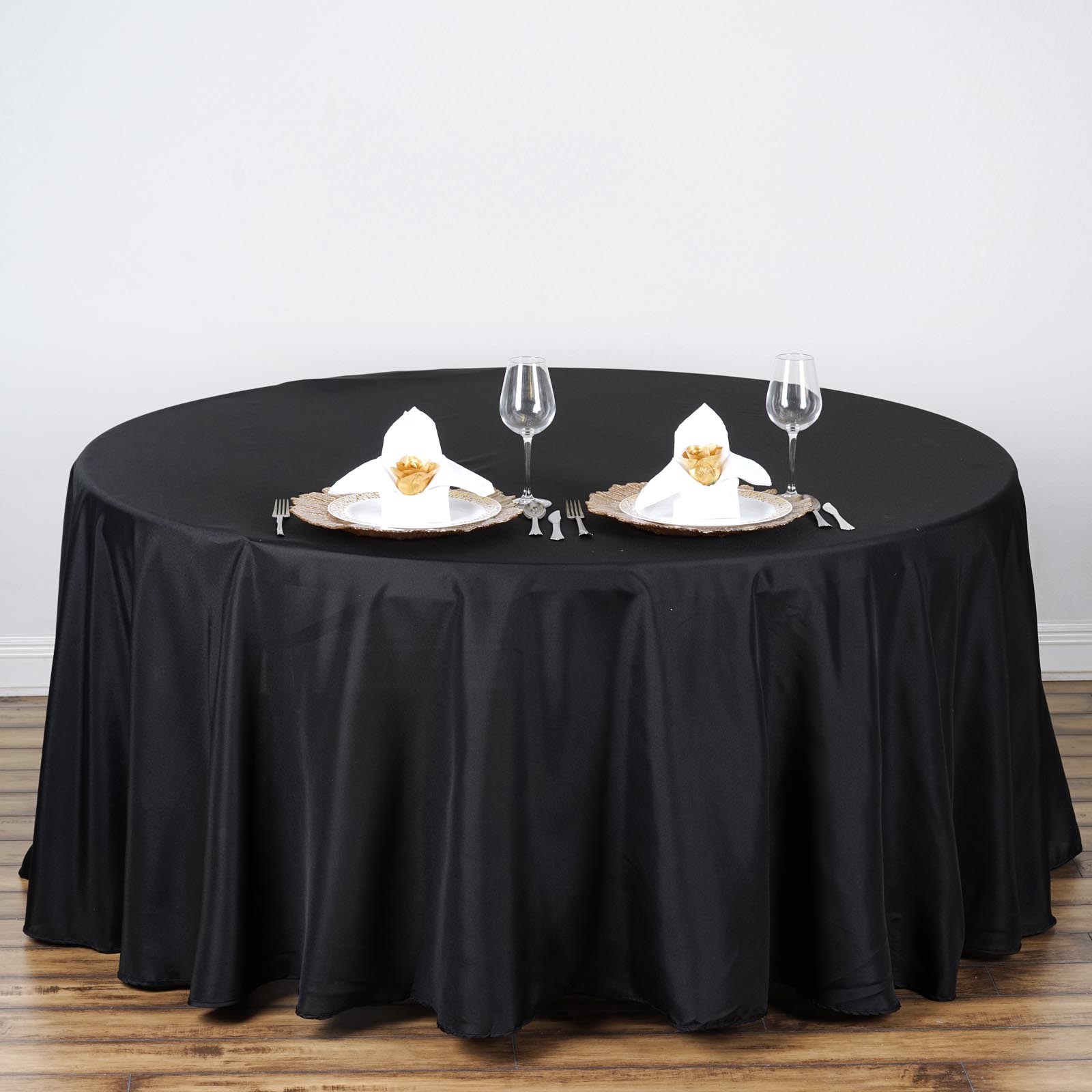 10 pc 108 round polyester tablecloth tabletop wedding for 108 round table cloth