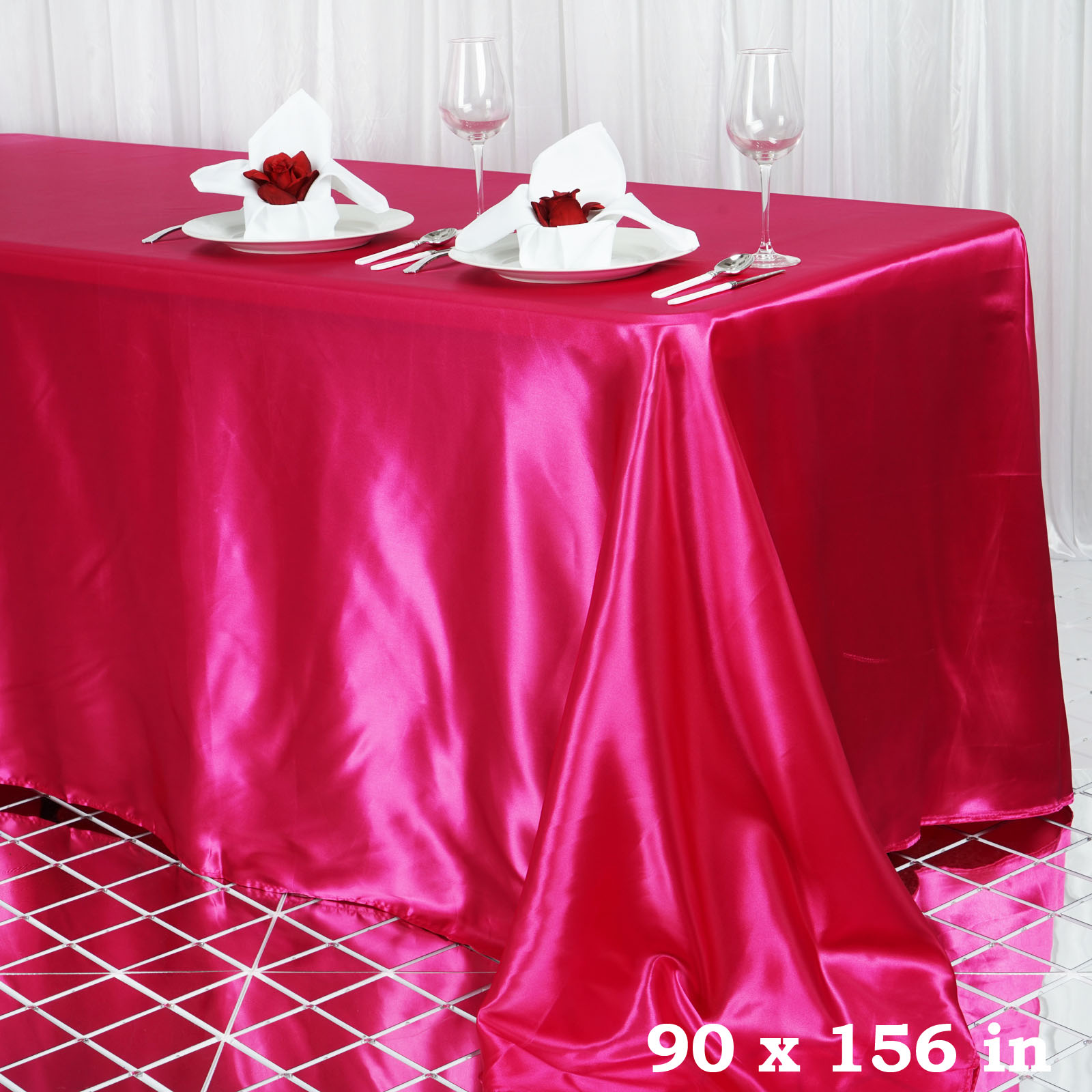 large rectangular tablecloths
