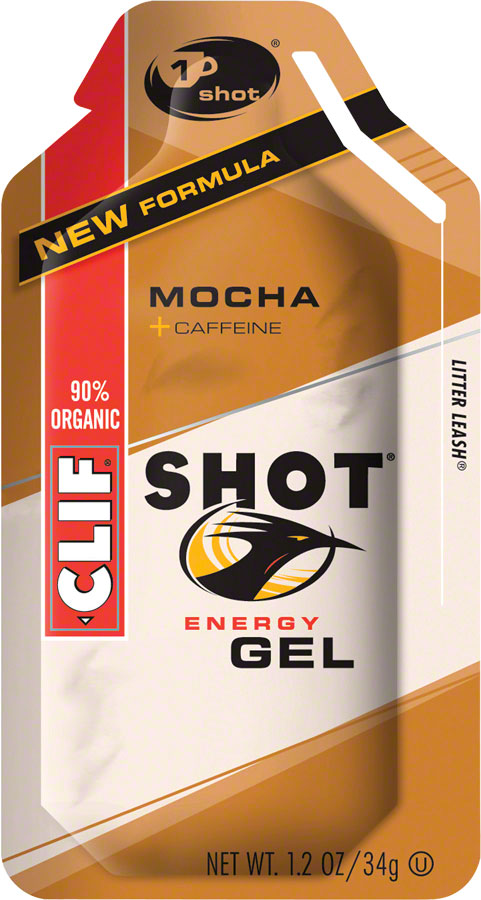 Clif Bar Clif Shot: Mocha with Caffeine; 24-Pack at Sears.com