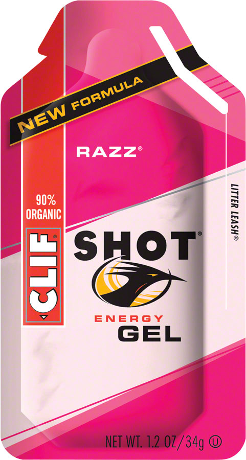 Clif Bar Clif Shot: Raspberry; 24-Pack at Sears.com
