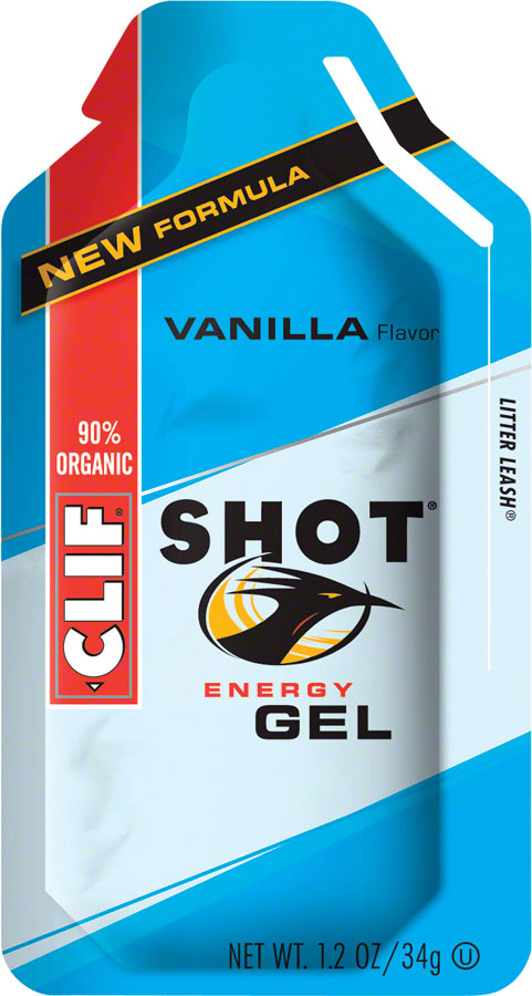 Clif Bar Clif Shot: Vanilla; 24-Pack at Sears.com