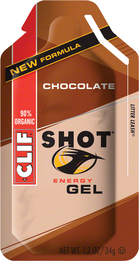 Clif Bar Clif Shot: Chocolate; 24-Pack at Sears.com