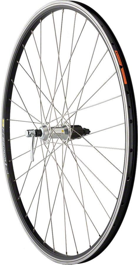 Dimension Road Value Series 2 Rear Wheel 700c 32h Shimano 2200 Silver / Freedom