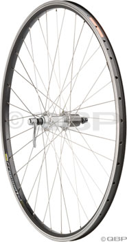Dimension Road Value Series 2 Rear Wheel 700c 36h Shimano 2200 Silver / Freedom