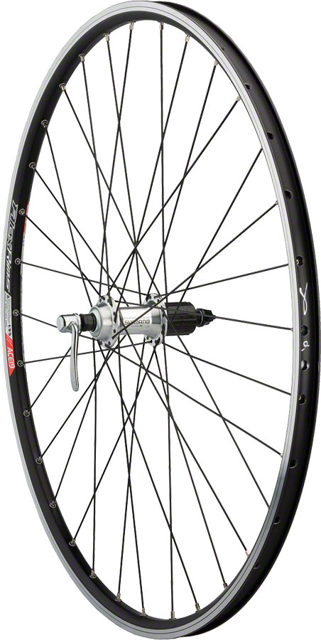 Dimension Road Value Series 2 Rear Wheel 700c Shimano 2200 Silver / Alex ACE 19