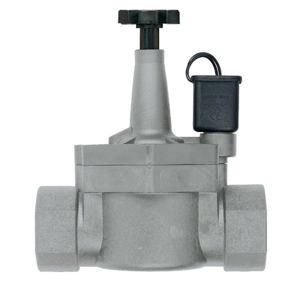 Orbit irrigation control valves