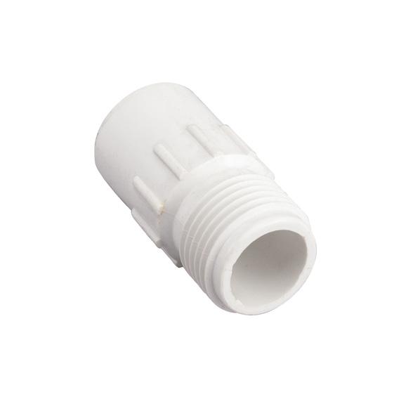 Orbit quot slip pvc male hose thread pipe connector