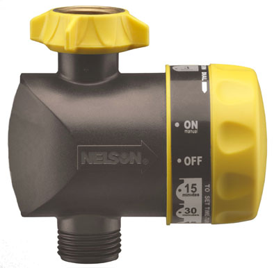 New - Mechanical Hose Watering Irrigation Timer For Low Pressure Drip