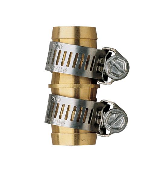 orbit brass 5 8 water hose repair kit lawn garden hoses mender fix 58115n ebay