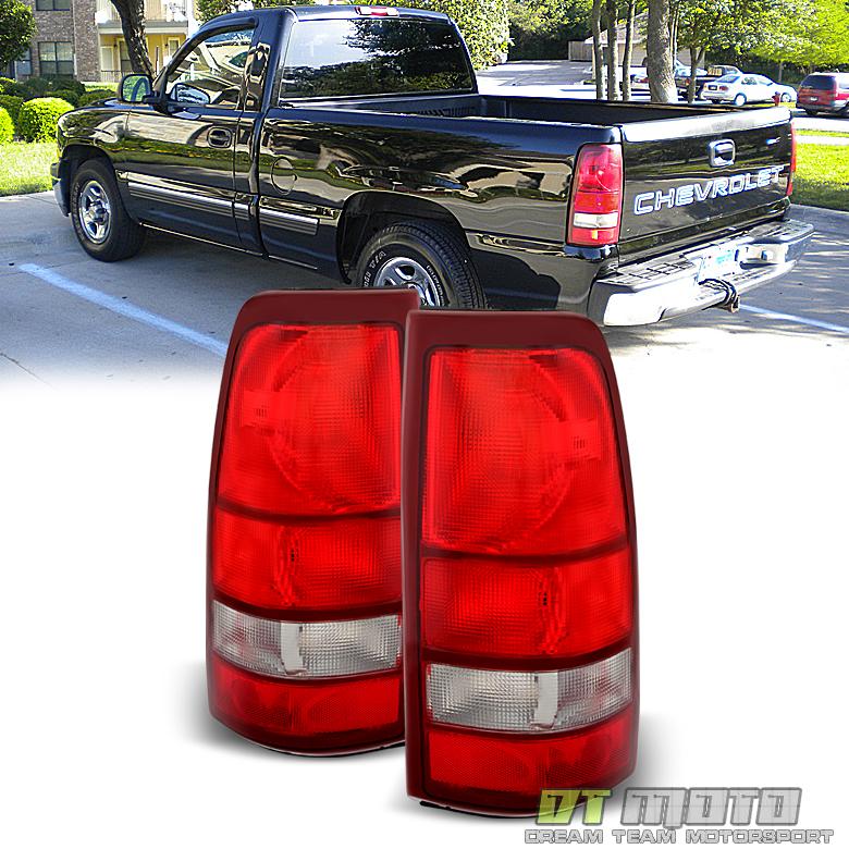 2002 Chevrolet Silverado 3500 Crew Cab Transmission: 1999-2002 Chevy Silverado 1500 99-06 GMC Sierra Red Tail