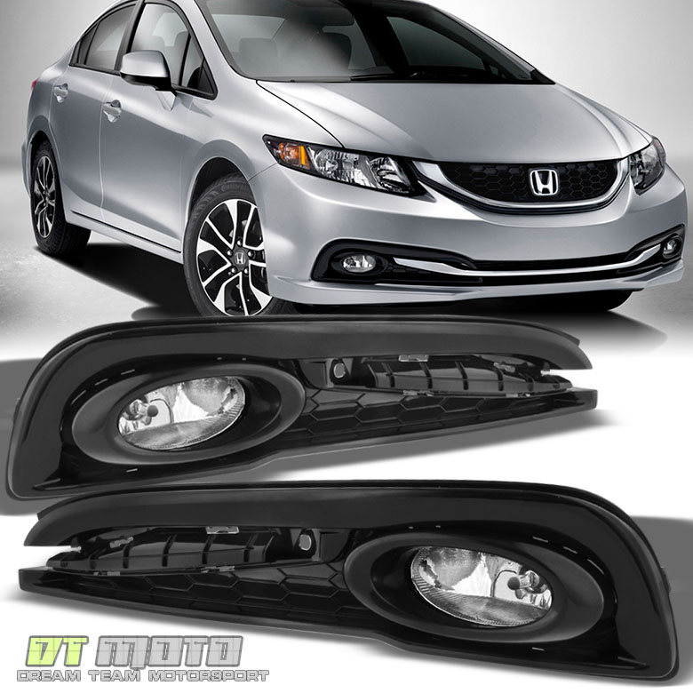 Image Result For Honda Civic Coupe Si Front Bumper Protection