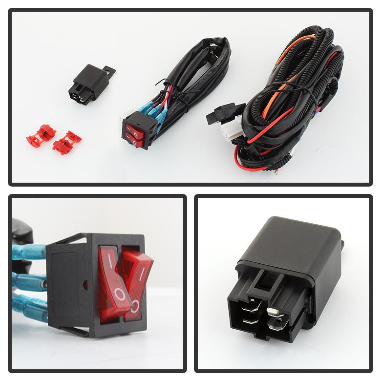 Fl P Tav Hl on Wiring Relay Harness Hid Conversion Kit