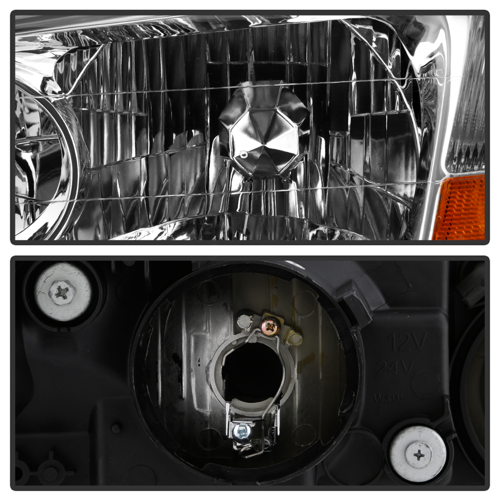 2002-2003 Acura TL HID Xenon Headlights Replacement 02-03