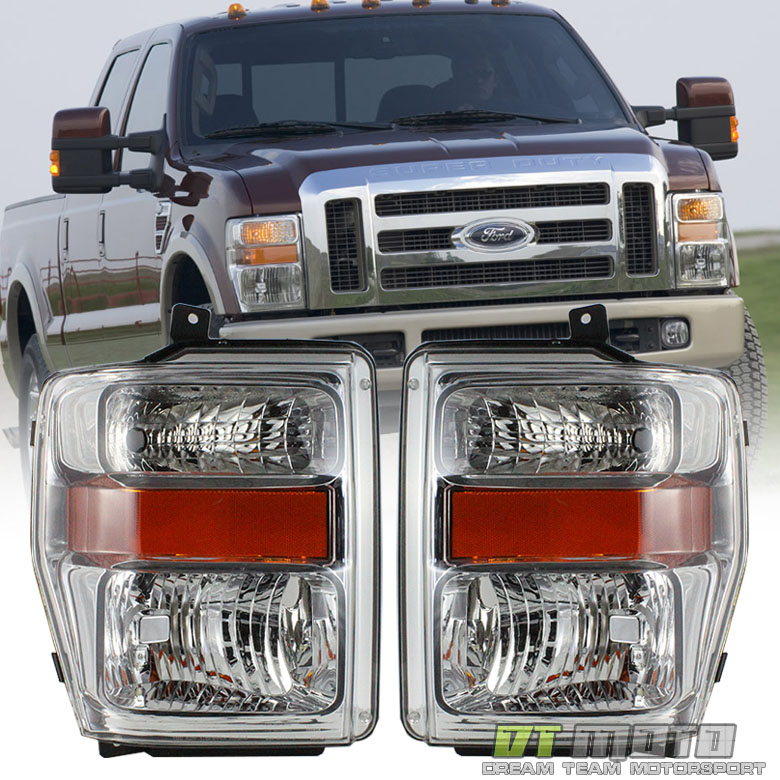 2008-2010 Ford F250 F350 F450 Superduty Replacement